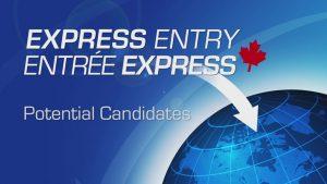 روش اکسپرس اینتری به کانادا