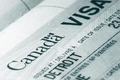 اخذ ویزای کانادا بدون نیاز به انگشت نگاری