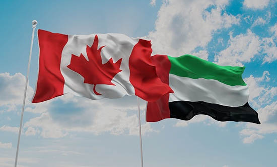 باز گشایی مرکز انگشت نگاری کانادا در امارات