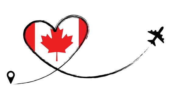 کاهش محدودیت های کرونایی برای دانشجویان خارجی جهت ورود به کانادا